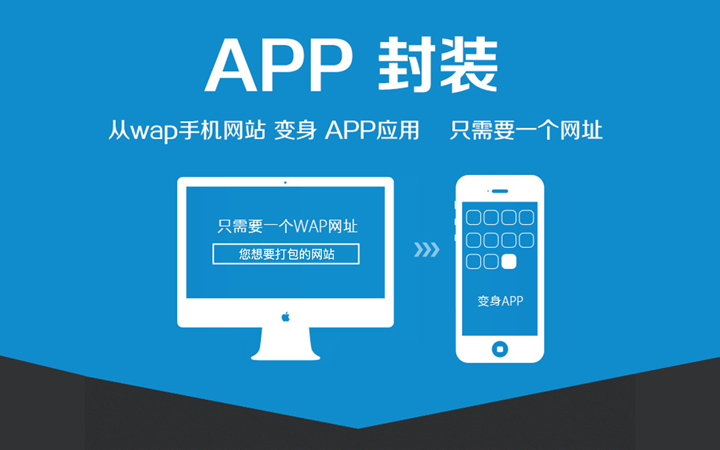 将任意网站,手机站转化成安卓app